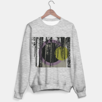 Thumbnail image of Abstract woods Sweater regular, Live Heroes