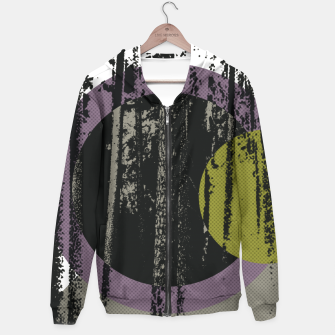 Thumbnail image of Abstract woods Hoodie, Live Heroes