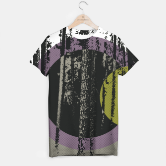 Thumbnail image of Abstract woods T-shirt, Live Heroes