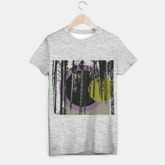 Thumbnail image of Abstract woods T-shirt regular, Live Heroes