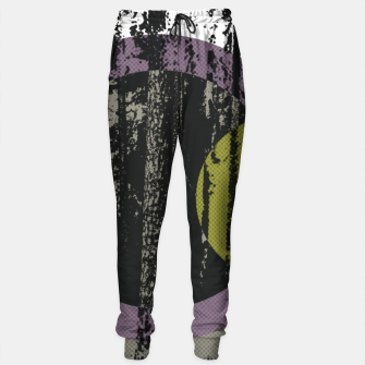Thumbnail image of Abstract woods Sweatpants, Live Heroes