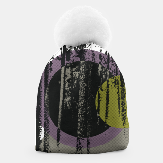 Thumbnail image of Abstract woods Beanie, Live Heroes