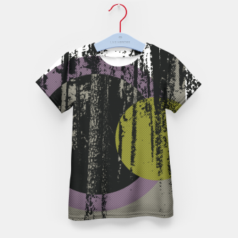 Thumbnail image of Abstract woods Kid's T-shirt, Live Heroes