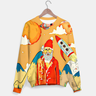 Thumbnail image of Freestyle Santa Sweater, Live Heroes