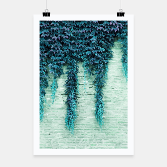 Thumbnail image of Green Creeper Poster, Live Heroes