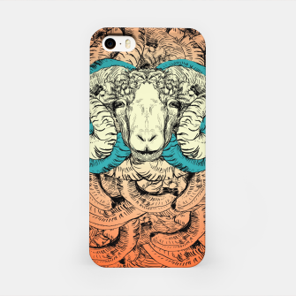 Thumbnail image of Khnum  iPhone Case, Live Heroes