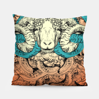 Thumbnail image of Khnum  Pillow, Live Heroes