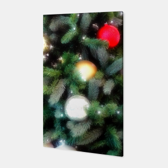 Miniatur christmas time Canvas, Live Heroes