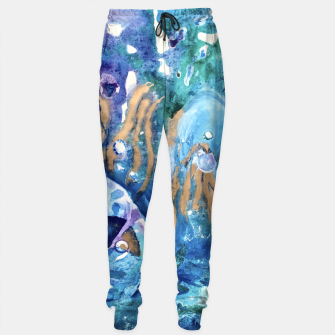 Miniaturka Golden Jellyfish Sweatpants, Live Heroes