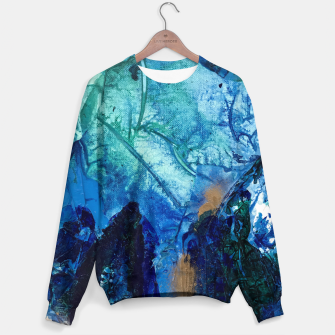 Thumbnail image of Sea Leaves, Tiny World Collection Sweater, Live Heroes