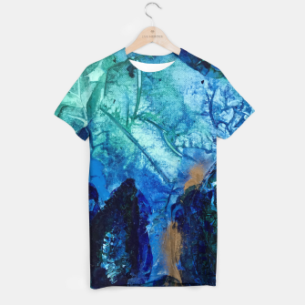 Thumbnail image of Sea Leaves, Tiny World Collection T-shirt, Live Heroes
