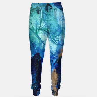Miniaturka Sea Leaves, Tiny World Collection Sweatpants, Live Heroes