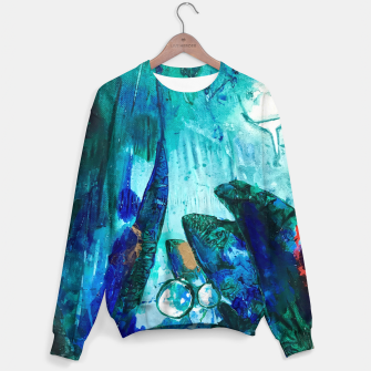 Miniaturka Bright Ocean Spaces, Tiny World Collection Sweater, Live Heroes