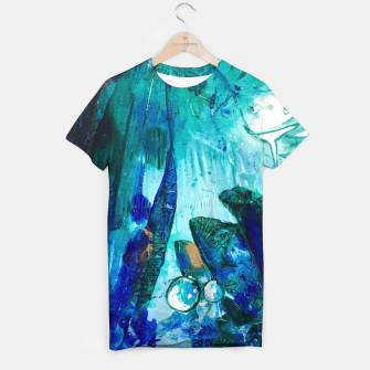 Miniaturka Bright Ocean Spaces, Tiny World Collection T-shirt, Live Heroes