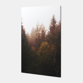 Miniatur Misty autumn Canvas, Live Heroes