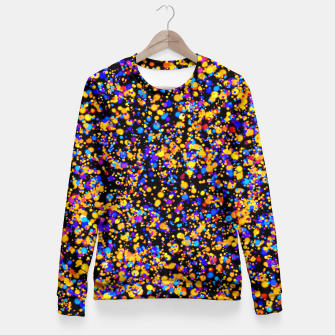 Miniatur Confetti Fitted Waist Sweater, Live Heroes