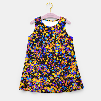 Thumbnail image of Confetti Girl's Summer Dress, Live Heroes
