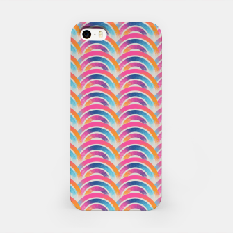 Thumbnail image of Sunset Boulevard iPhone Case, Live Heroes