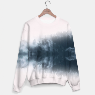 Thumbnail image of Dramatic Forest Sweater, Live Heroes