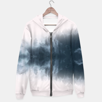 Thumbnail image of Dramatic Forest Hoodie, Live Heroes