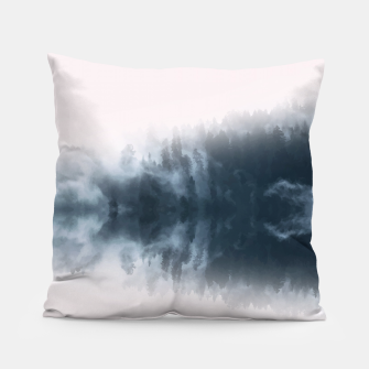 Miniatur Dramatic Forest Pillow, Live Heroes