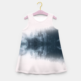 Thumbnail image of Dramatic Forest Girl's Summer Dress, Live Heroes