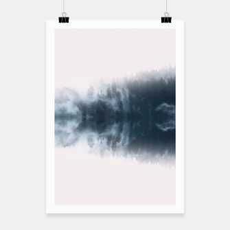 Thumbnail image of Dramatic Forest Poster, Live Heroes