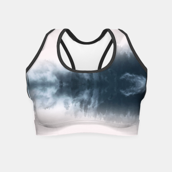 Thumbnail image of Dramatic Forest Crop Top, Live Heroes