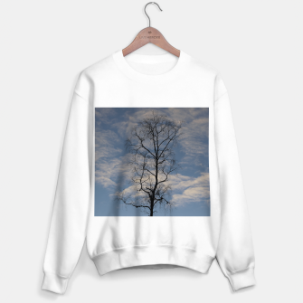 Miniatur Tree and sky Sweater regular, Live Heroes