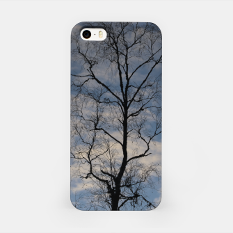 Miniaturka Tree and sky iPhone Case, Live Heroes