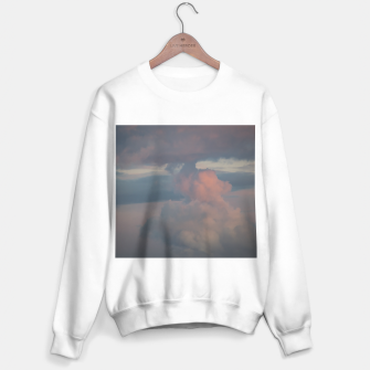 Miniatur Sunset clouds 2 Sweater regular, Live Heroes