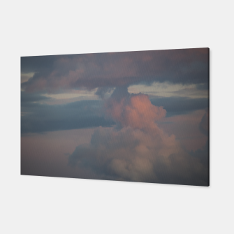 Miniatur Sunset clouds 2 Canvas, Live Heroes