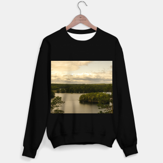 Miniatur Forest and lake Sweater regular, Live Heroes