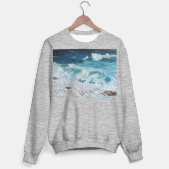 Miniatur Waves Sweater regular, Live Heroes