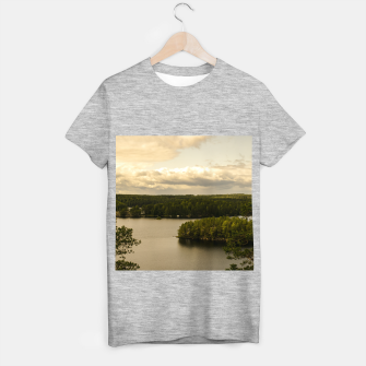 Thumbnail image of Forest and lake T-shirt regular, Live Heroes