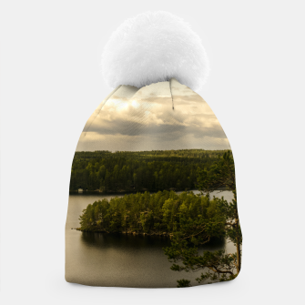 Thumbnail image of Forest and lake Beanie, Live Heroes