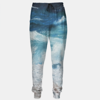 Miniaturka Waves Sweatpants, Live Heroes