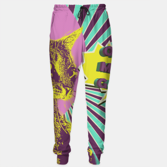 OMG cat Sweatpants thumbnail image