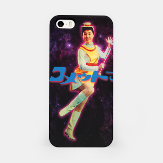 Thumbnail image of Tribute to Kometto-san / Señorita Cometa Tributo iPhone Case, Live Heroes