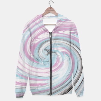 Miniaturka pink and blue rounds  Hoodie, Live Heroes