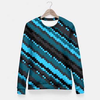 Thumbnail image of Blue Desert Fitted Waist Sweater, Live Heroes