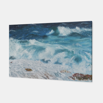 Miniatur Waves Canvas, Live Heroes