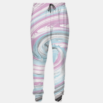Miniaturka pink and blue rounds  Sweatpants, Live Heroes