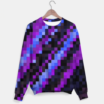Thumbnail image of PIxelated Sweater, Live Heroes