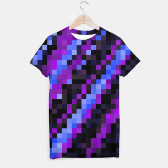 Thumbnail image of PIxelated T-shirt, Live Heroes