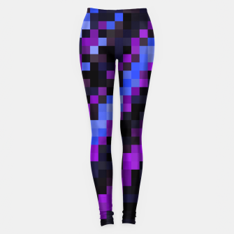 Thumbnail image of PIxelated Leggings, Live Heroes