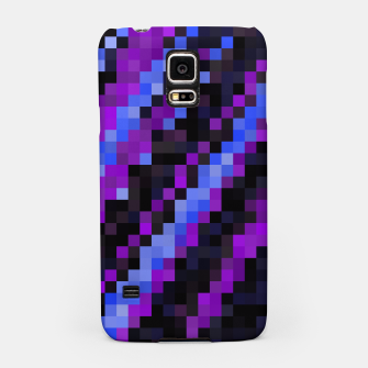 Thumbnail image of PIxelated Samsung Case, Live Heroes