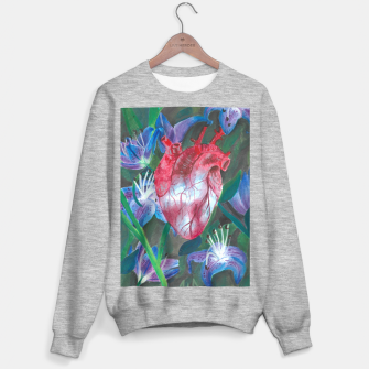 Miniatur Wild heart Sweater regular, Live Heroes