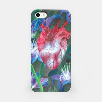 Thumbnail image of Wild heart iPhone Case, Live Heroes