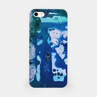 Thumbnail image of Orca Whale Marvels at the Melting Ice, Environmental # 4 iPhone Case, Live Heroes